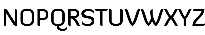 Diavlo Medium Regular Font UPPERCASE