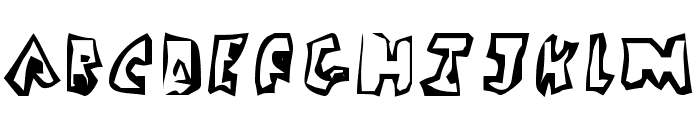 DickSoup Font LOWERCASE
