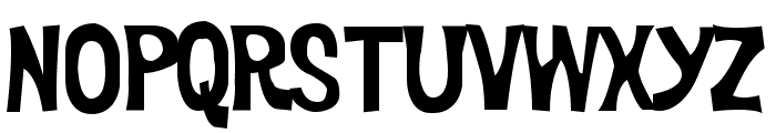 DickVanDyke Font LOWERCASE