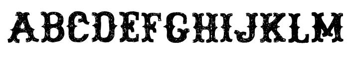 DickensMcQueen Font LOWERCASE