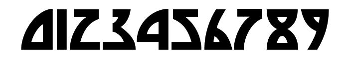 DieNasty-Regular Font OTHER CHARS