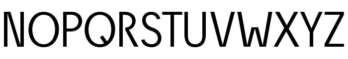 DieUeberSchrift-Elegantreduced Font UPPERCASE