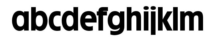 DieUeberSchrift-Halbfettreduced Font LOWERCASE