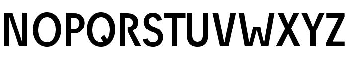 DieUeberSchrift-Normalreduced Font UPPERCASE