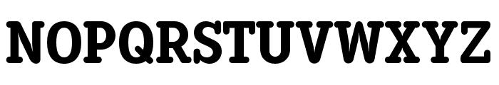 DiezmaRd-ExtraBold Font UPPERCASE