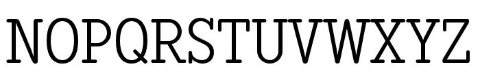 DiezmaRd-Light Font UPPERCASE
