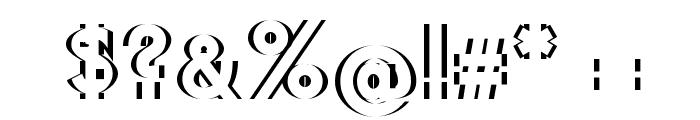 DiffiKult Font OTHER CHARS