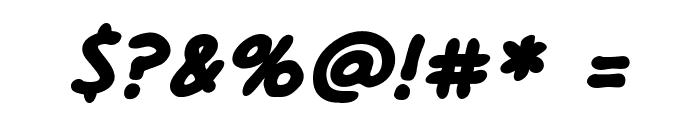 DigitalStrip 2.0 BB Bold Font OTHER CHARS