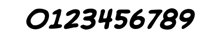DigitalStrip.BB-Bold Font OTHER CHARS