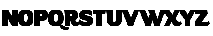 Digitalino Font UPPERCASE