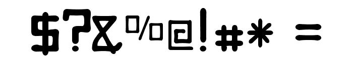 DigitalisBoneface Font OTHER CHARS