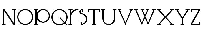 DiglossiaStd Font UPPERCASE