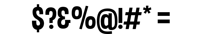 Dimbo Regular Font OTHER CHARS