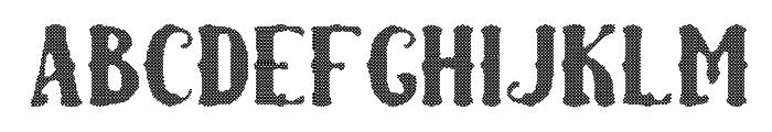 Dinastia Font UPPERCASE