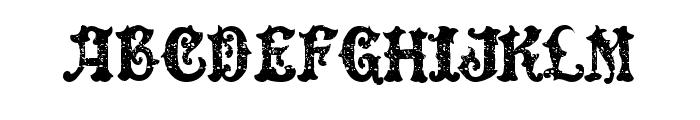DinglEHuckleberrY-Regular Font LOWERCASE