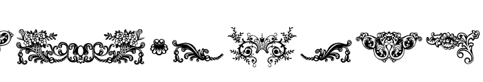 Dingleberries Font UPPERCASE