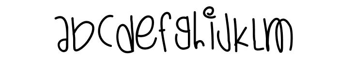 DinosaursAreAlive Font LOWERCASE
