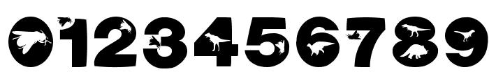 Dinotiqua-Heavy Font OTHER CHARS