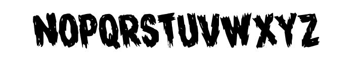 Dire Wolf Rotate Regular Font UPPERCASE