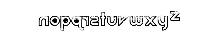 Dirt2 Echo Font UPPERCASE