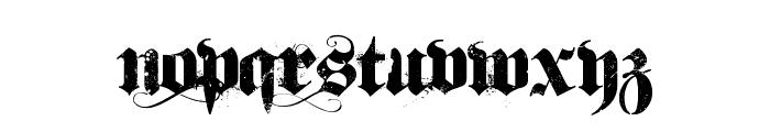 Dirt2 SoulStalker - Dirt2.com Font LOWERCASE