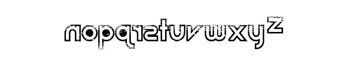 Dirt2Echo Font UPPERCASE