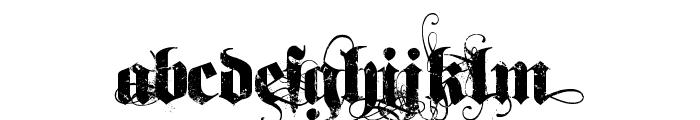 Dirt2SoulStalker Font UPPERCASE