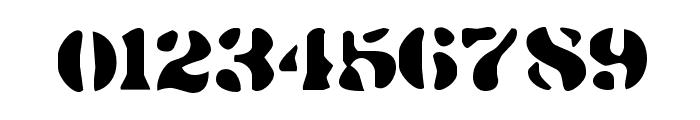 DirtyBakersDozen-Regular Font OTHER CHARS
