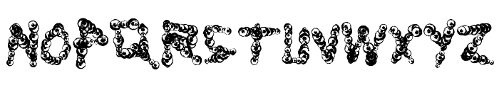 DirtyLooks Font UPPERCASE