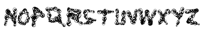 DirtyLooks Font LOWERCASE