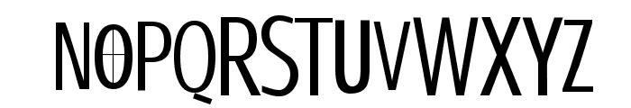 DisPropSans Font UPPERCASE