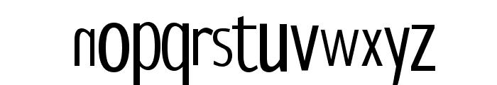 DisPropSans Font LOWERCASE