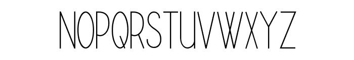 Disciplina-Regular Font UPPERCASE