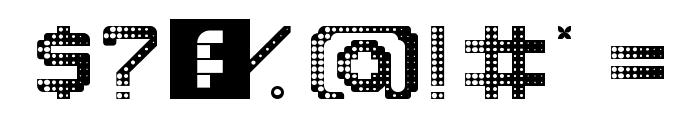 Disco Divaaaaaaaa Regular Font OTHER CHARS