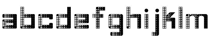 Disco Divaaaaaaaa Regular Font LOWERCASE