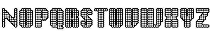 Disco Inferno Font LOWERCASE