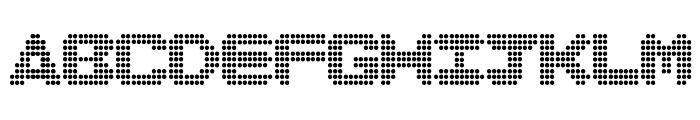 Disco never dies Font LOWERCASE