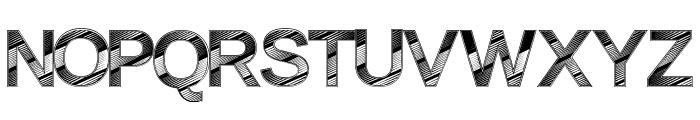 DiscoFresca Font UPPERCASE