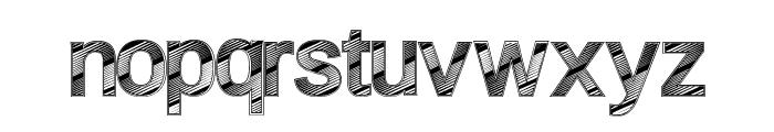 DiscoFresca Font LOWERCASE