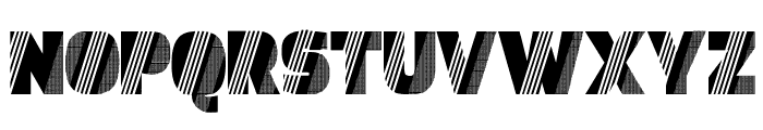 DiscoMidnight Font UPPERCASE
