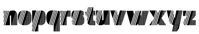 DiscoMidnight Font LOWERCASE