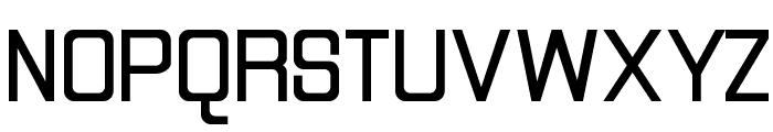 Discognate Font UPPERCASE