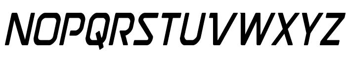Discotechia Condensed Font UPPERCASE