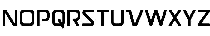 Discotechia Straight Font UPPERCASE