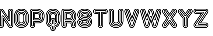 Discoteque St Font LOWERCASE