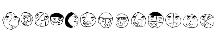 DiskOBats Font UPPERCASE