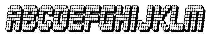 Diskoteque Font LOWERCASE