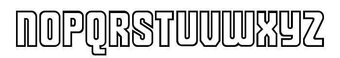 Diskun Font UPPERCASE