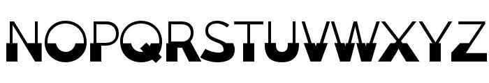 Disoluta-Regular Font UPPERCASE