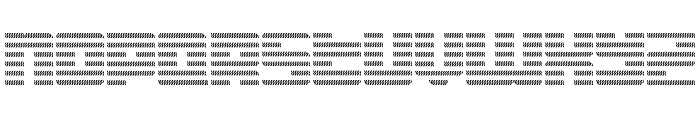 Display Gothic I Regular Font LOWERCASE